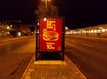 McDonalds Tumba lokalreklam kampanj GUSO Närmedia