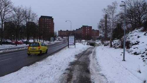 Reklamkampanj för Balance your Life på Lidingö - med GUSO Närmedia AB mer info med www.guso.se