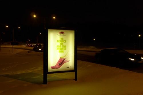 GUSO Närmedia, erbjuder lokal marknadsföring och utomhusreklam i Sundbyberg