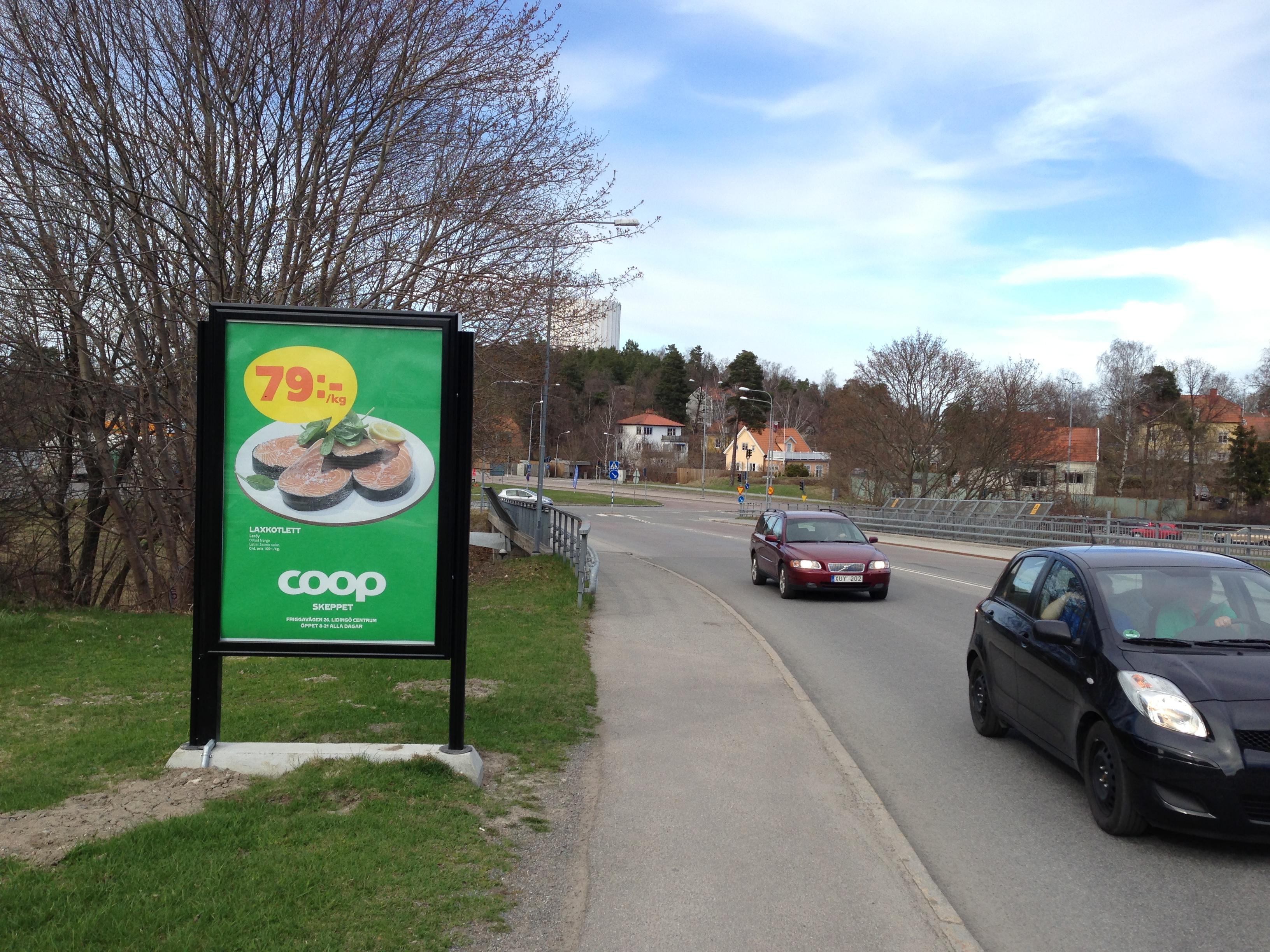 coop lidingö centrum