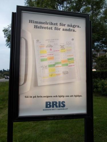 BRIS_kampanj_utomhusreklam_Lidingö_GUSO