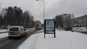 GUSO baggebytorg - annonsör NOTRAR mäklare Lidingö