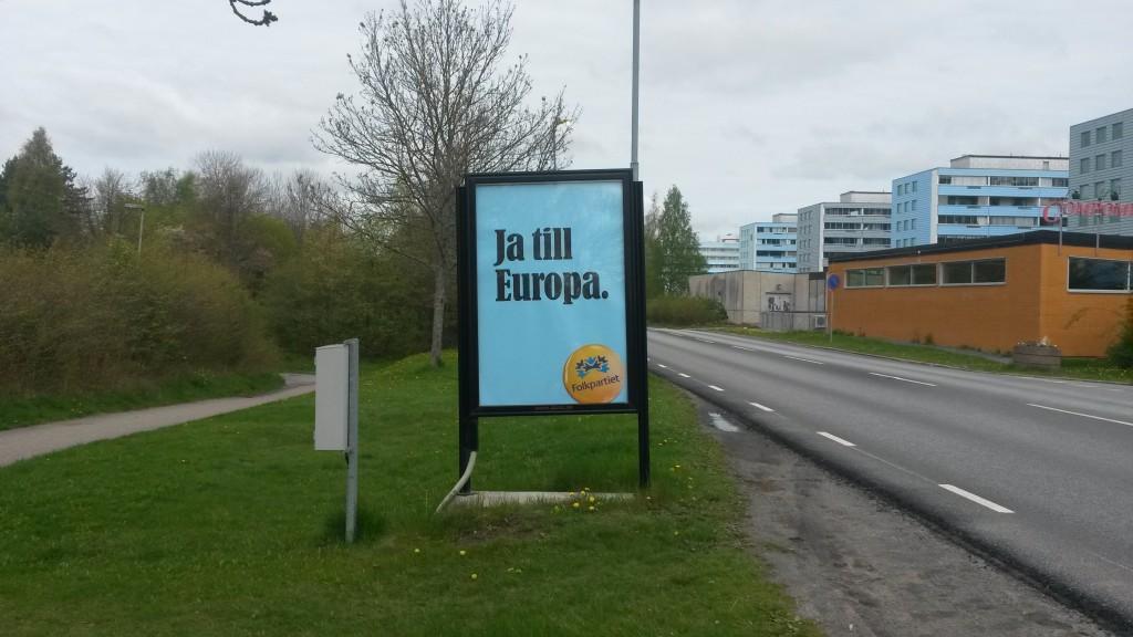 Folkpartiet Upplands Väsby Dragonvägen