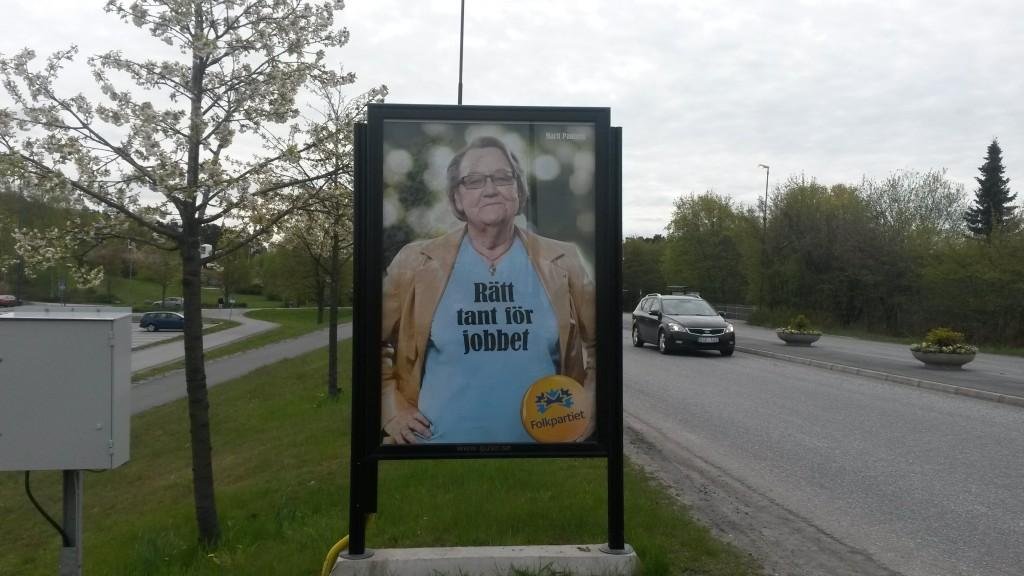 Folkpartiet Upplands Väsby Husarvägen