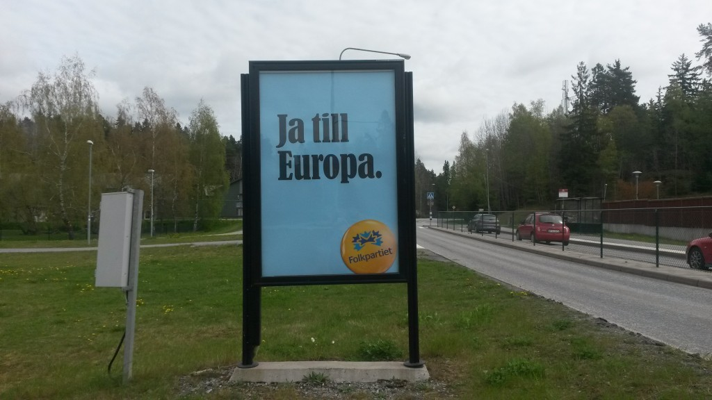 Folkpartiet Upplands Väsby Sandavägen