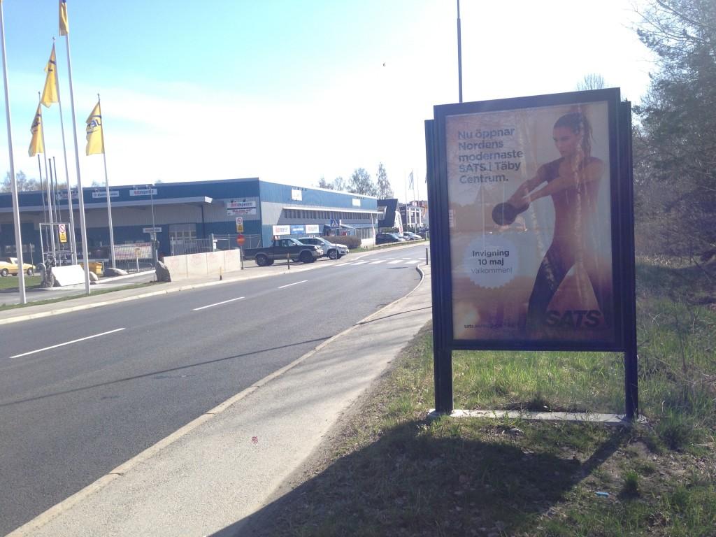 SATS TÄBY Enhagsvägen Täby Centrum