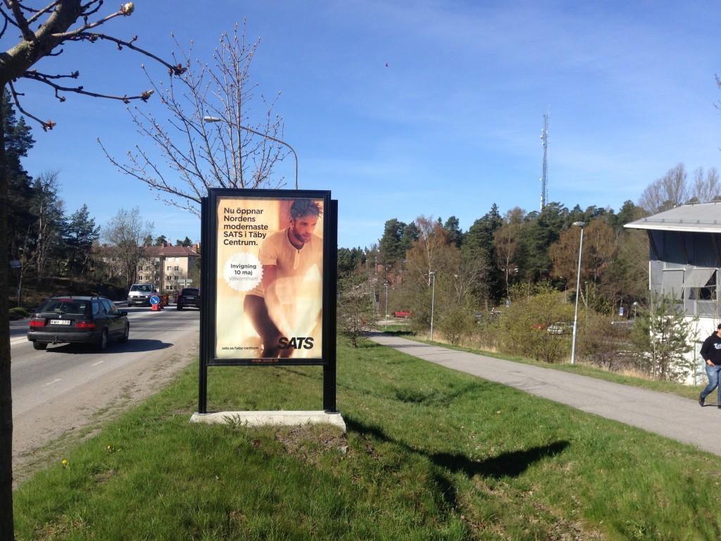 SATS Täby Centrum Näsby Park