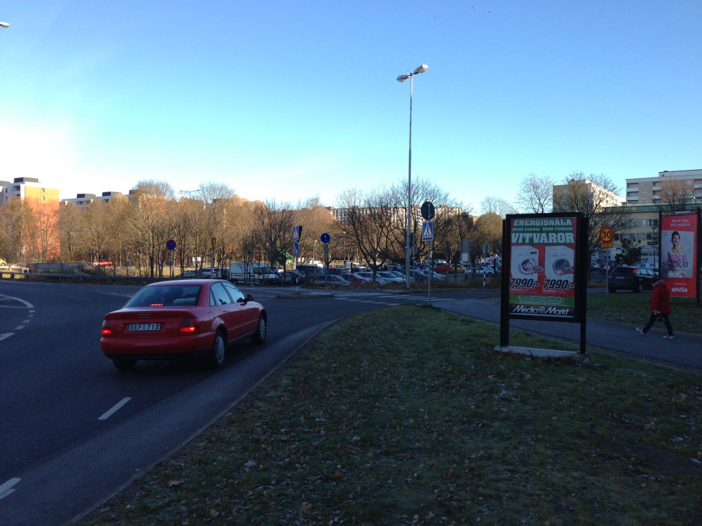 GUSO Point of Sale Jakobsberg Centrum