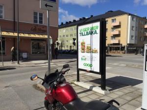 Coop Sundbyberg eurosize GUSO 4