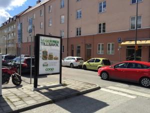Coop Sundbyberg eurosize GUSO 2